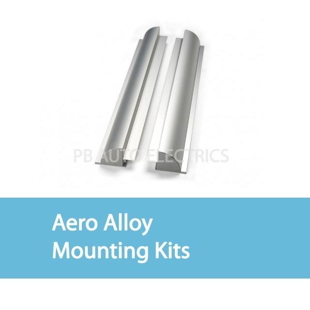 Aero Alloy Mounting Kits
