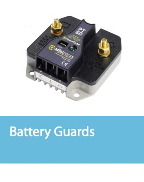 Battery Guards