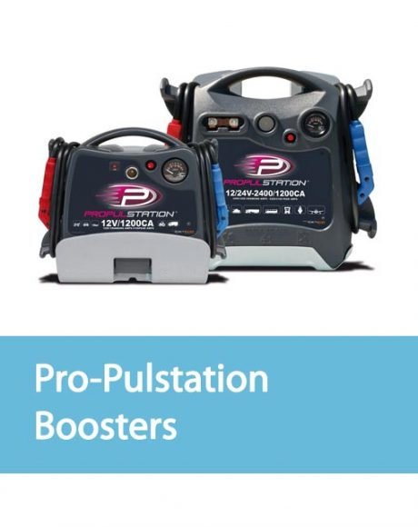 Pro-Pulstation Boosters