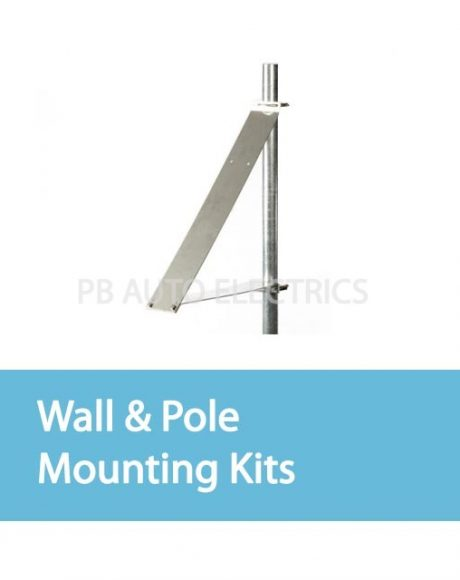 Wall & Pole Mounting Kits