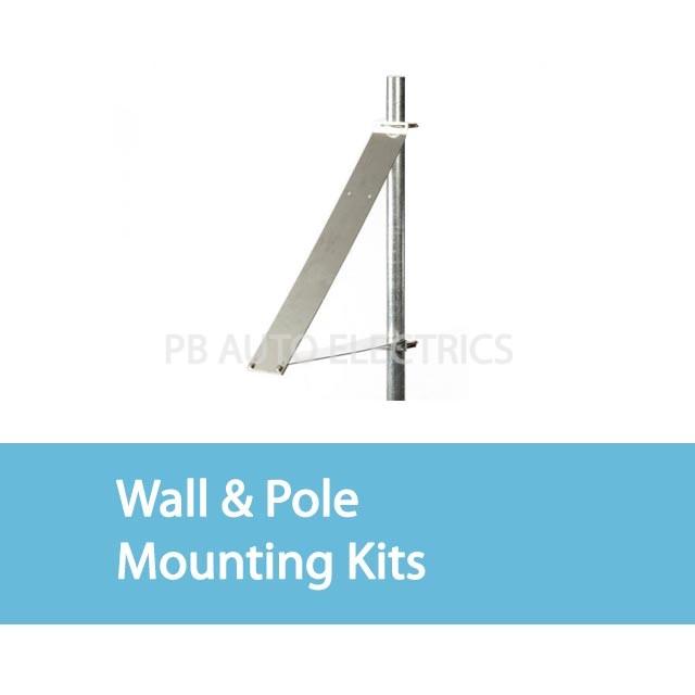 Wall & Pole Mounting Kits