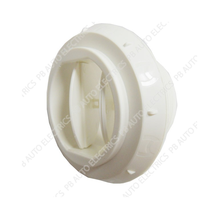 Webasto 60mm Closeable Ducting Air Outlet Vent White - 1320207A