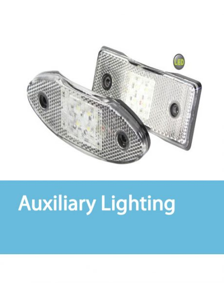 Britax Auxiliary Lighting