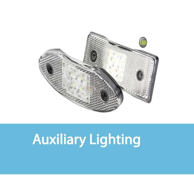 Britax Auxiliary Lighting