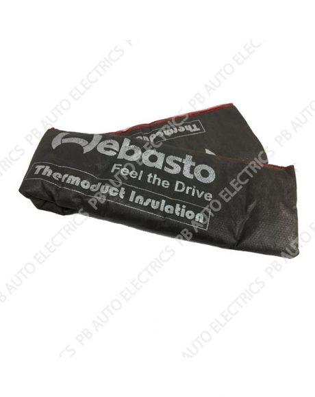 Webasto Air Top 60mm Thermoduct - 750mm length - 41S70014A
