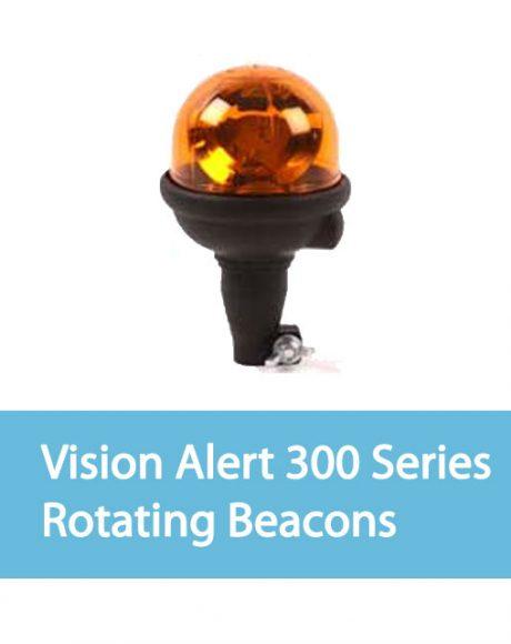 Vision Alert Rotating Beacons 300 Series
