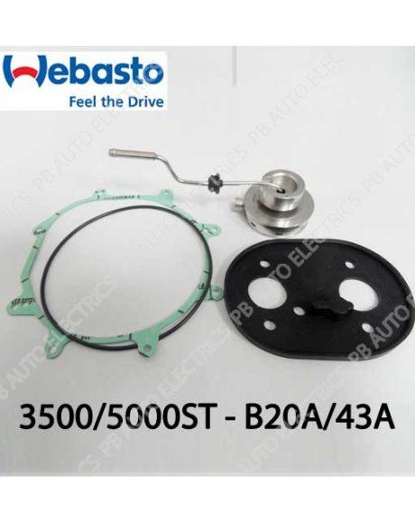 Webasto 3500/5000ST Service Kit B B20A-43A