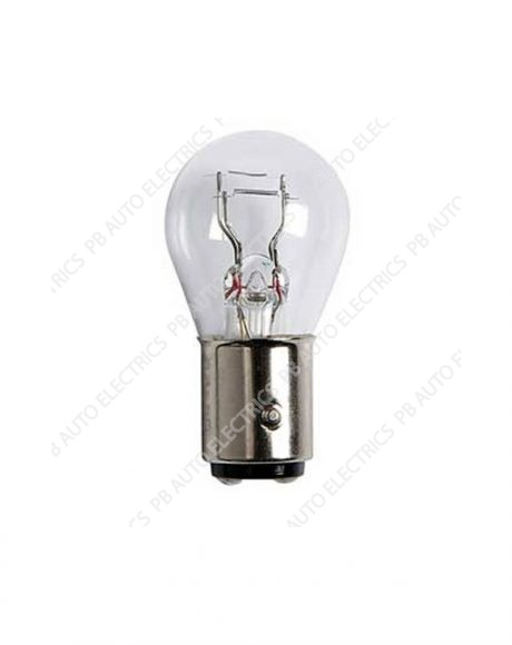 BAY15 Bulbs 24V 24/6W (per pack of 10)