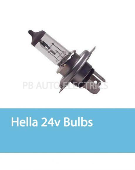 Hella 24v Bulbs