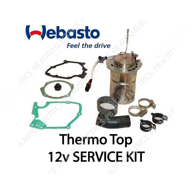 Webasto Thermo Top 12v Heater Service Kit 92995d