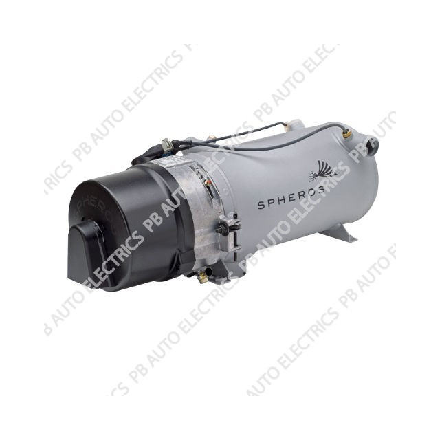 Webasto thermo 300 water heater