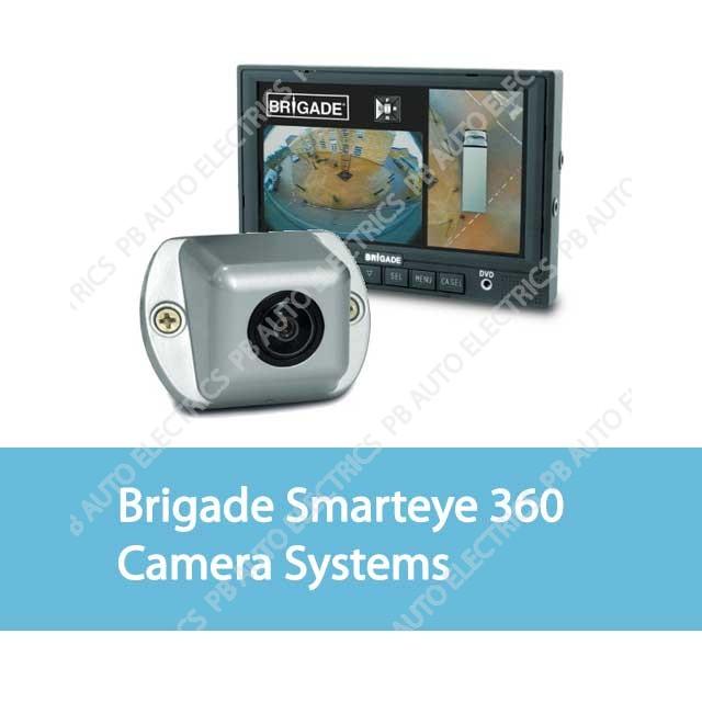 Brigade Smarteye 360 Camera Systems