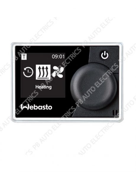 Webasto Multi Control (Heavy Duty Commerical Vehicles & Vans) - with 1 Day Active Timer - 9030025C