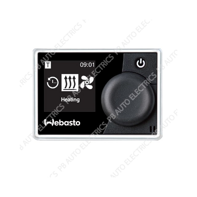 Webasto Multi Controller (Marine/RV/Airtop EVO) with Up To 21 Active Timers - 9030910C