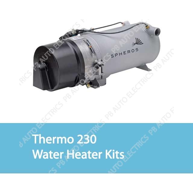 Webasto Thermo 230 Water Heater Kits