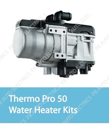 Webasto Thermo Pro 50 Water Heater Kits