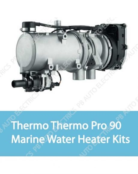 Webasto Thermo Pro 90 Marine Water Heater Kits