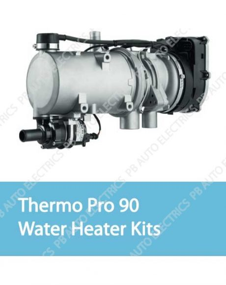 Webasto Thermo Pro 90 Water Heater Kits
