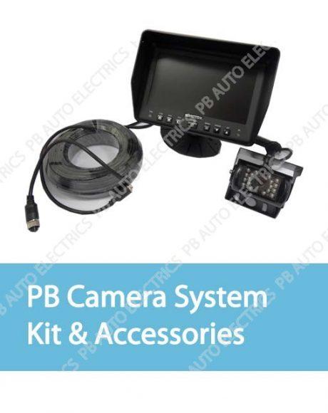 PB Camera System Kit & Accessories