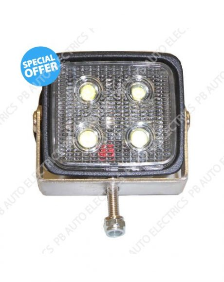 PB LED 12W Work Lamp -PB-L543