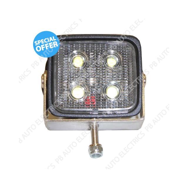 PB LED 12W Work Lamp -PB-L543