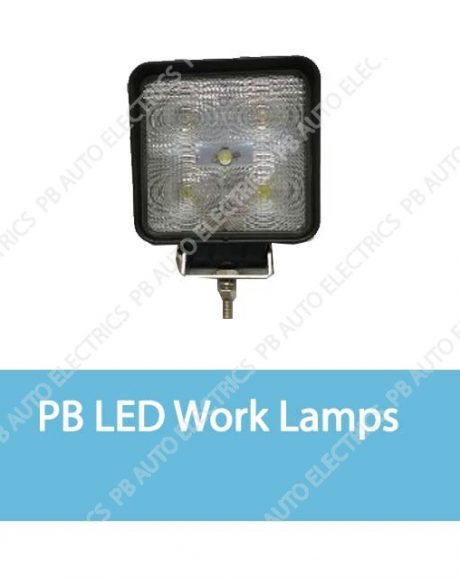 PB LED Work Lamps