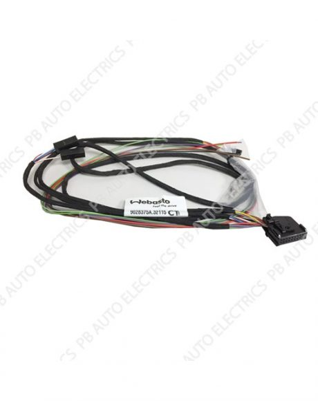 Webasto Unibox Wiring Harness For Use With Unibox Interface - 9031714A