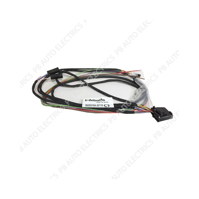 Wiring Harness Purpose : Webasto unibox wiring harness for use with