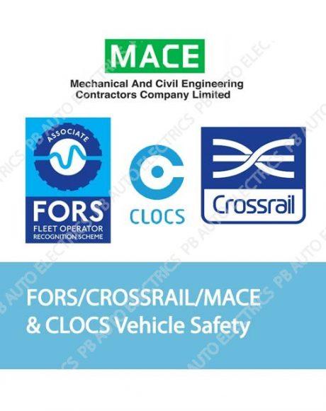 FORS/Crossrail/MACE/CLOCS Compliant Kits