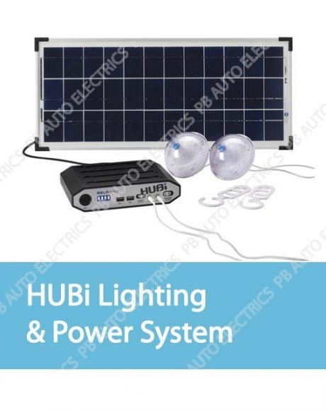 HUBi Lighting & Power System