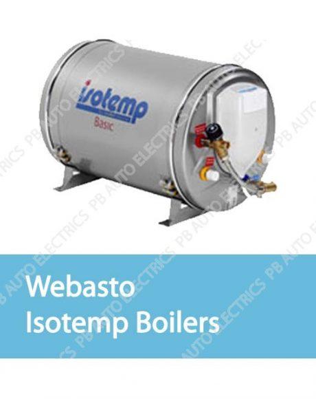 Webasto Isotemp Boilers