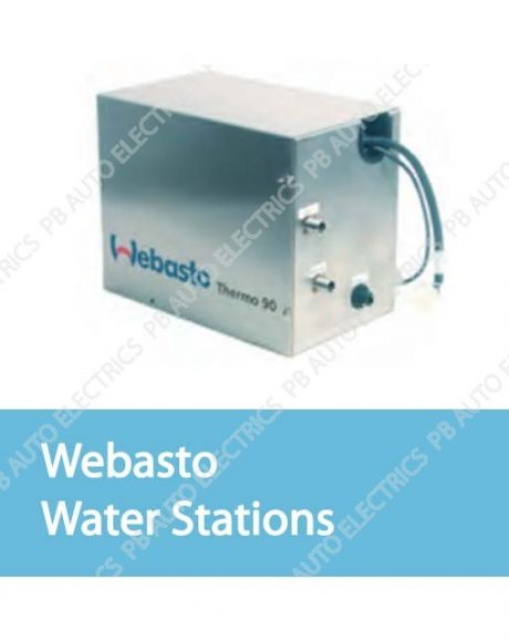 Webasto Water Stations