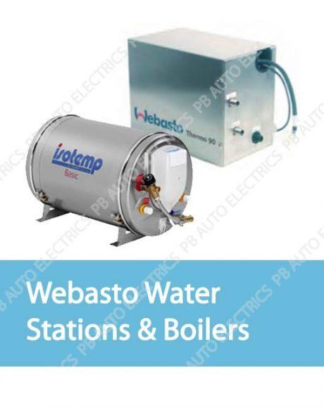 Webasto Water Stations & Boilers