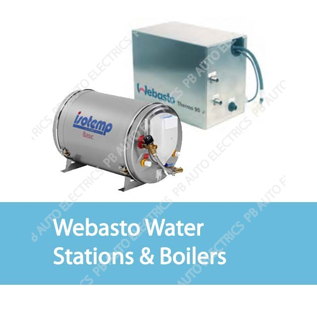 Webasto Water Stations & Boilers
