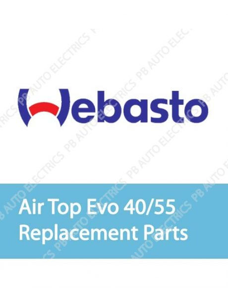 Webasto Air Top Evo 40/55 Common Replacement Parts