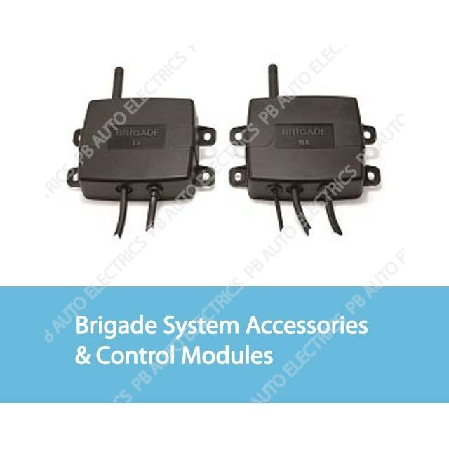 Brigade System Accessories & Control Modules