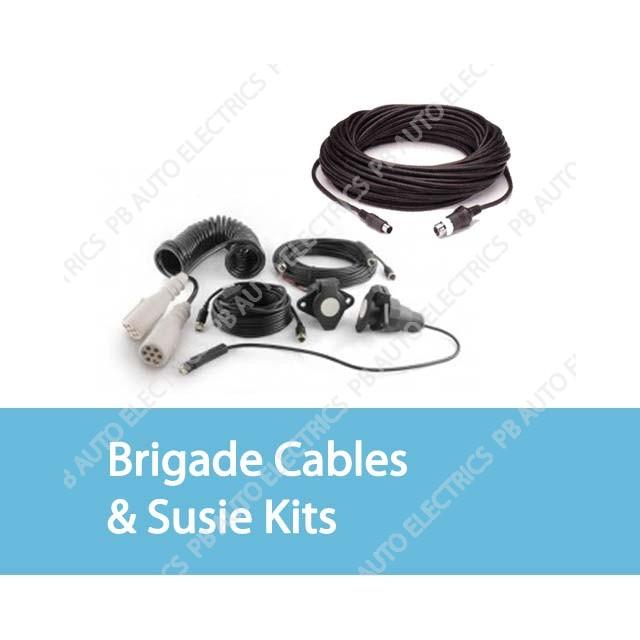 Brigade Cables & Susie Kits