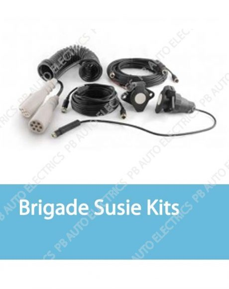 Brigade Susie/Truck Trailer Cable Kits