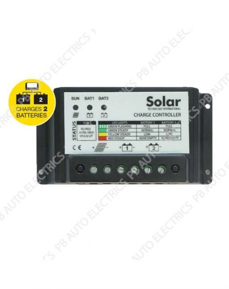 Solar Charge Controller STCC10