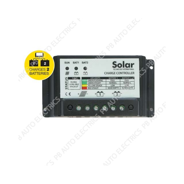Solar Charge Controller STCC20