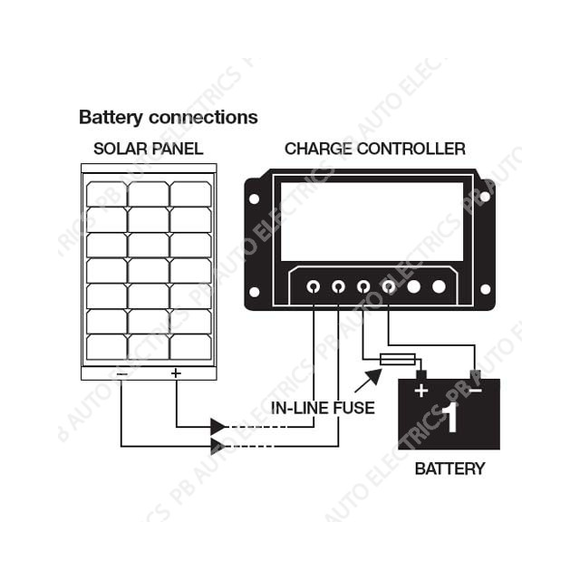 dual battery solar charge controller 20ah for 12v or 24v