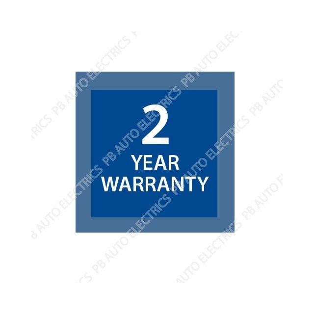 Brigade 2 year warranty