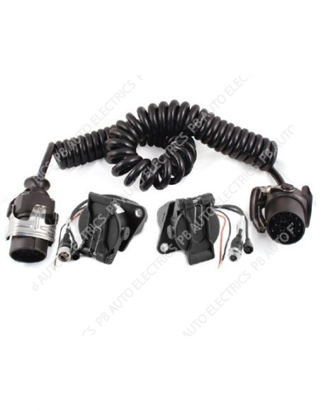 Brigade Elite Single Camera & Single Buzzer Ultrasonic Detection System Cable Kit - SK-15-04 (3977)