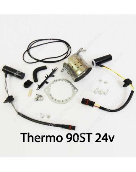 Webasto Thermo 90ST 24v Heater Service Kit – 4111831A