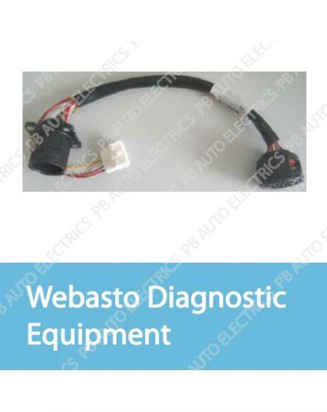 Webasto Diagnostic Equipment