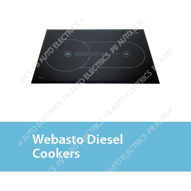 Webasto Diesel Cookers