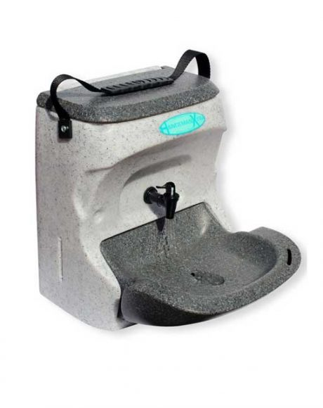Teal HMXP Portable Hand Wash Sink