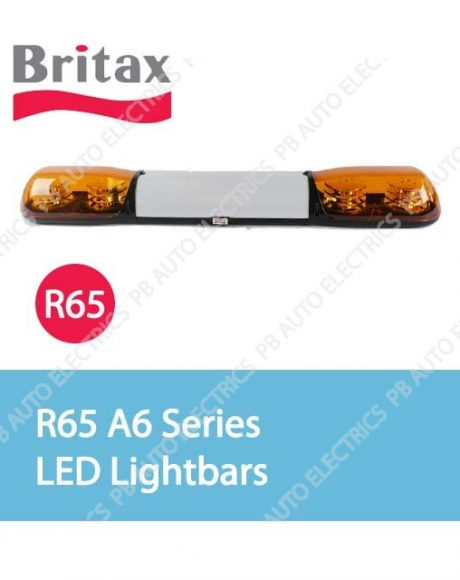 R65 A6 Series LED Low Profile Lightbars