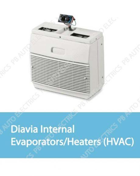 Diavia Internal Evaporators/Heaters (HVAC)