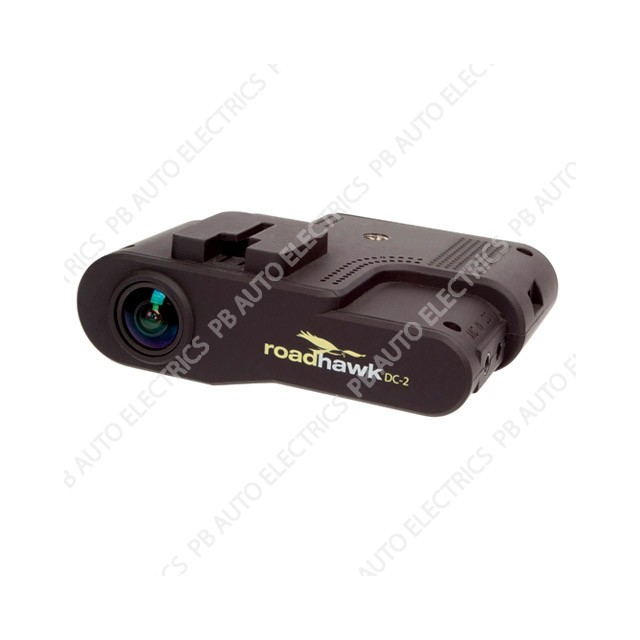 Roadhawk DC-2 Full High Definition 1080p In-Vehicle Black Box Camera System
